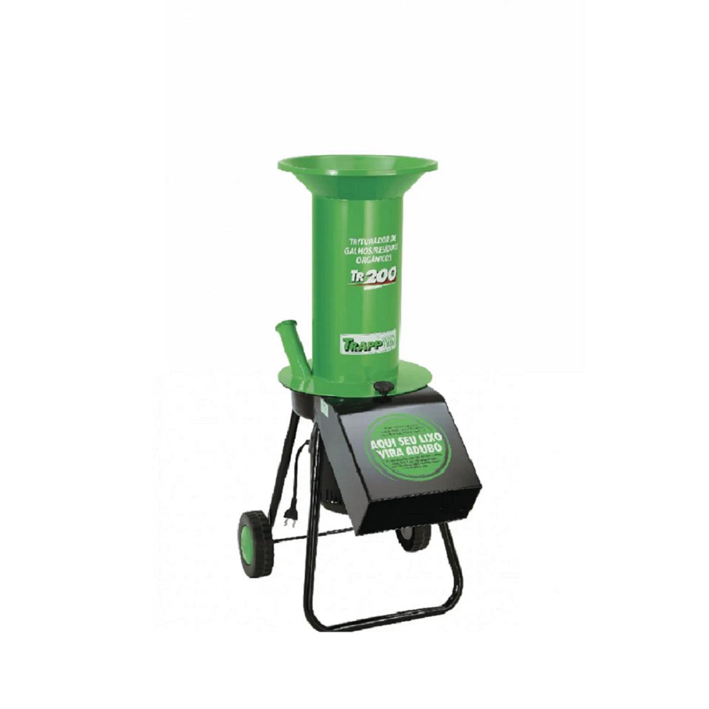 Triturador De Resíduos Organicos TR-200 1,5CV 60HZ Trifásico Trapp