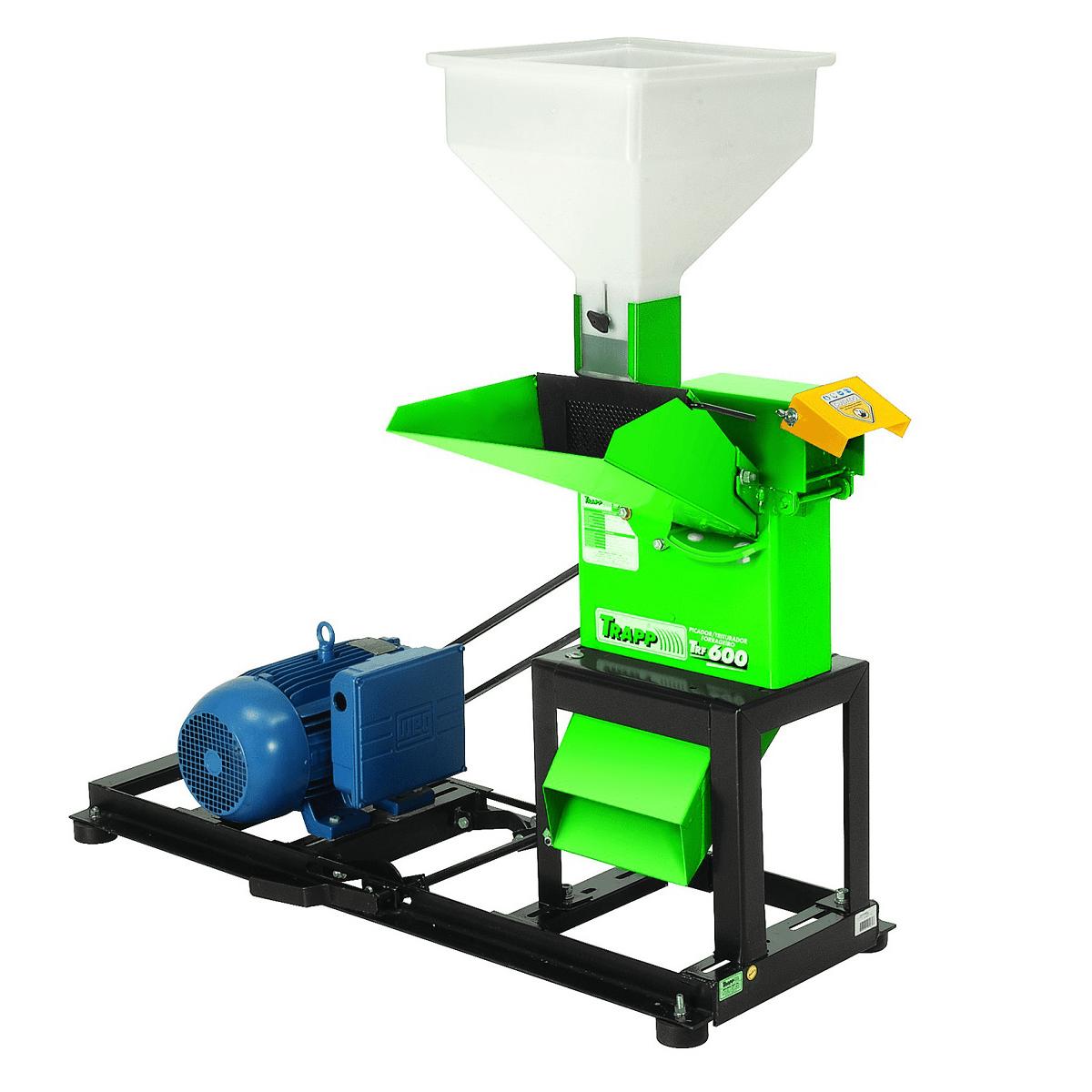 Triturador Forrageiro TRF - 600 5,0cv 60hz 220/440v Monofásico