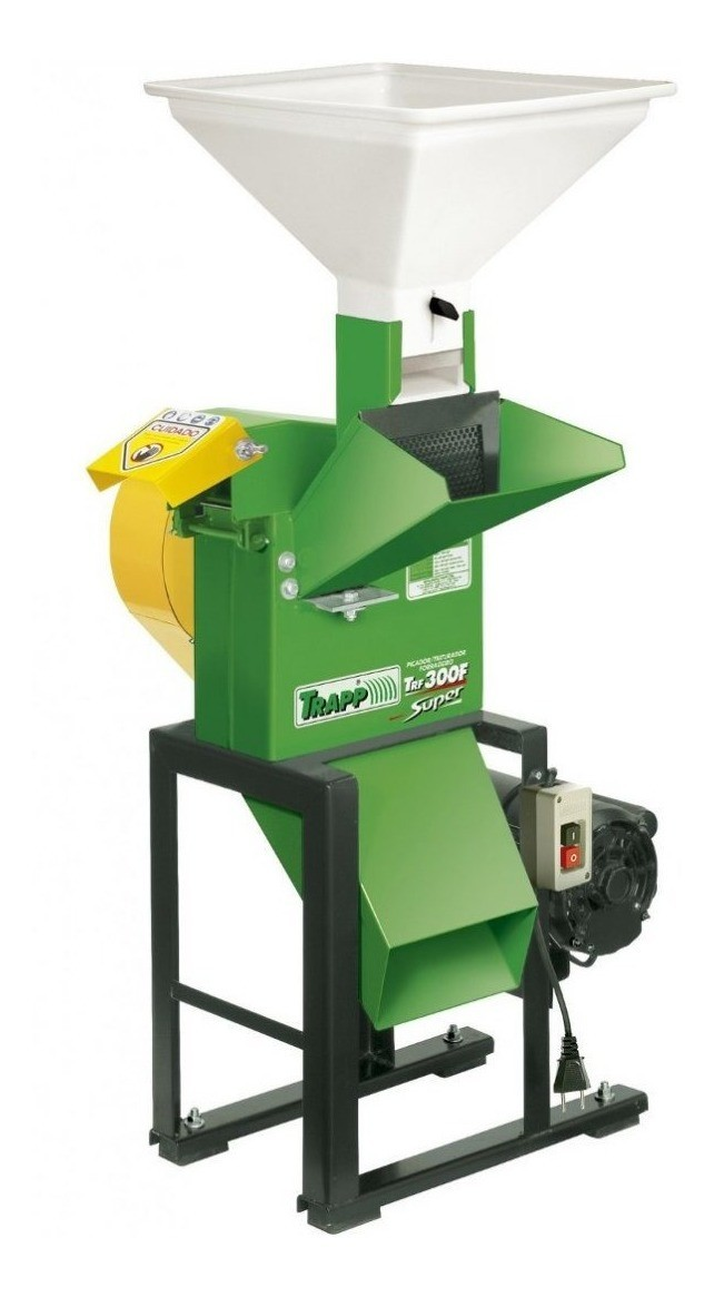 Triturador Picador Forrageiro - TRF 300F 3cv Trifásico - Trapp