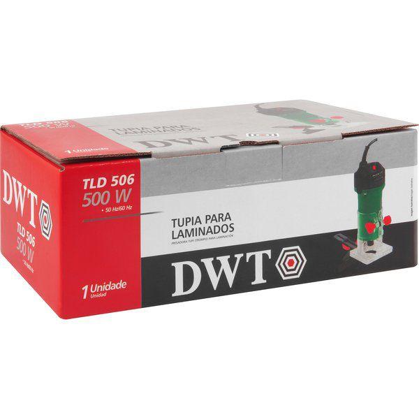 Tupia Laminadora Manual 500w - DWT