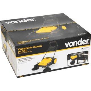 Varredeira de piso manual com recolhedor VPV 920 Vonder