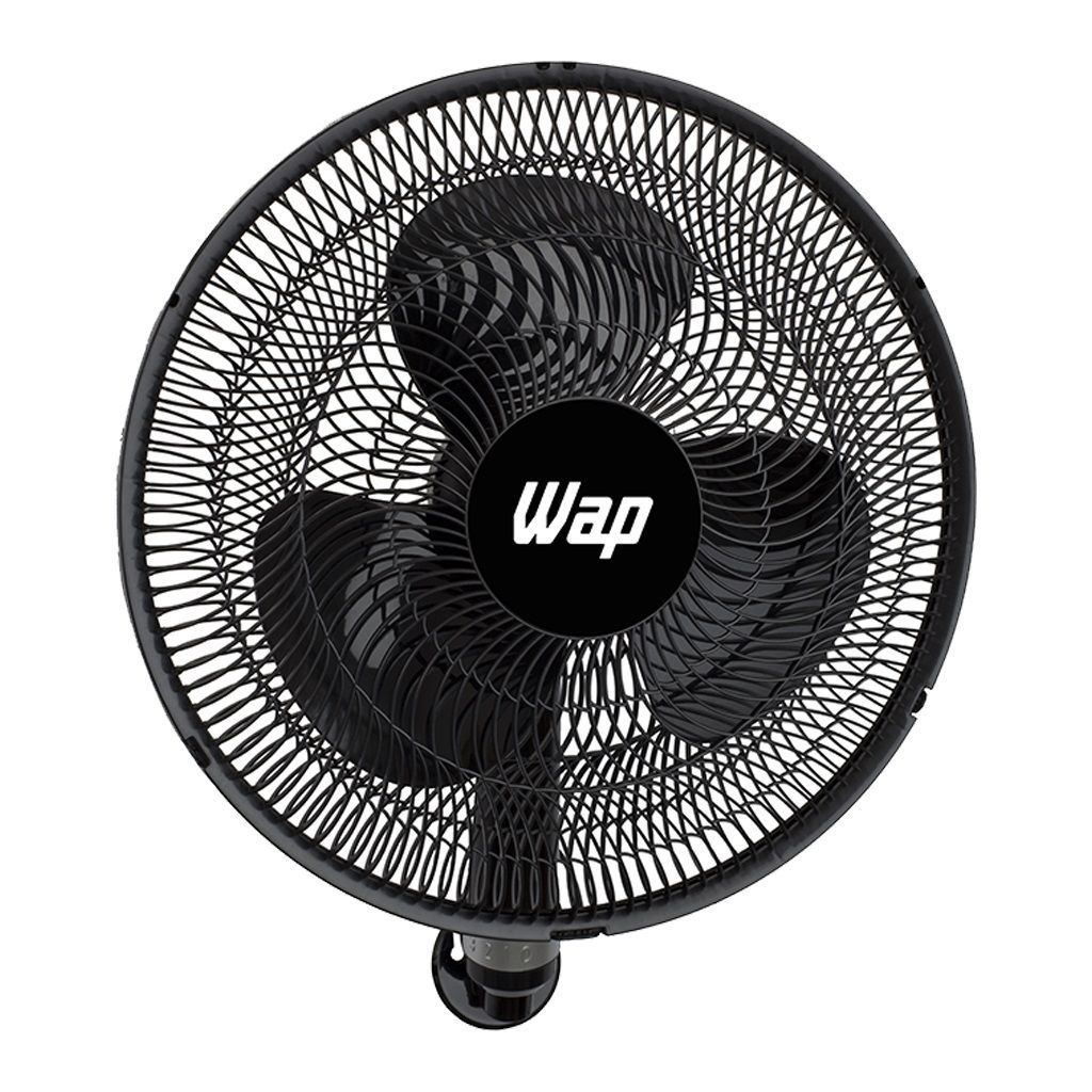 Ventilador Rajada Turbo Parede 3 Pás  220v WAP