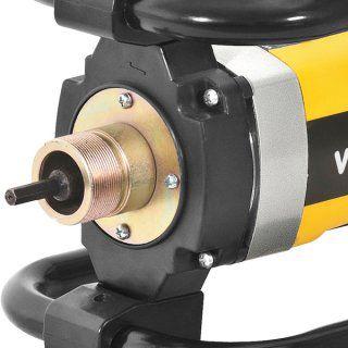 Vibrador de concreto VCV 1600 com mangote de 2,4 m de 35 mm Vonder