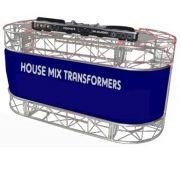 Mesa Box Truss Classica para DJ estrutura Q20 - Classica