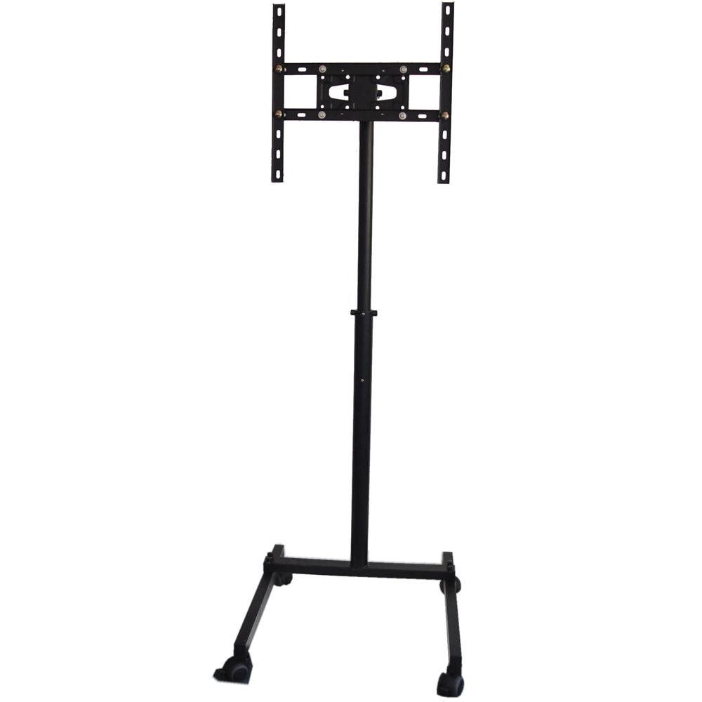 """Pedestal com Rodas TV LCD, LED, Plasma, 3D de 32"""" a 57"""" SS-088"""