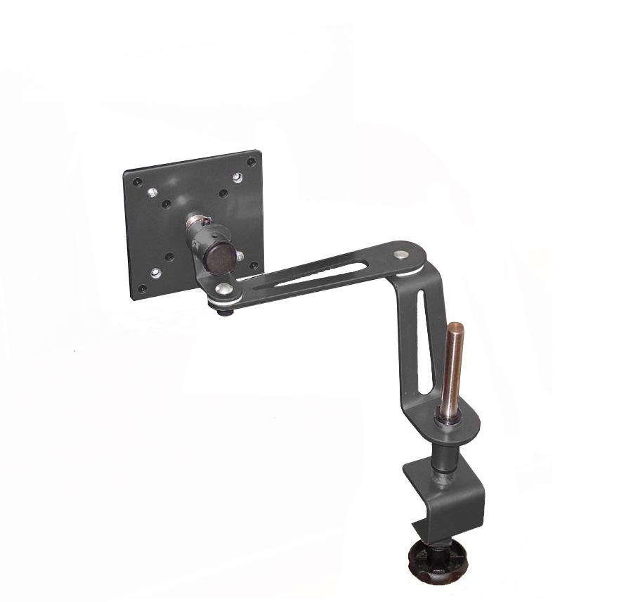 Suporte Tri Articulado De Mesa Para Monitor Lcd / Led / Wide de 10 a 24 Flex Multivisão