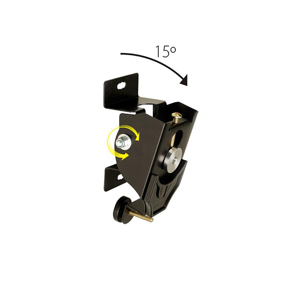 Suporte universal inclinável para Tv Lcd / Plasma / Led / 3D de 14 a 70 Su-300i Indusat