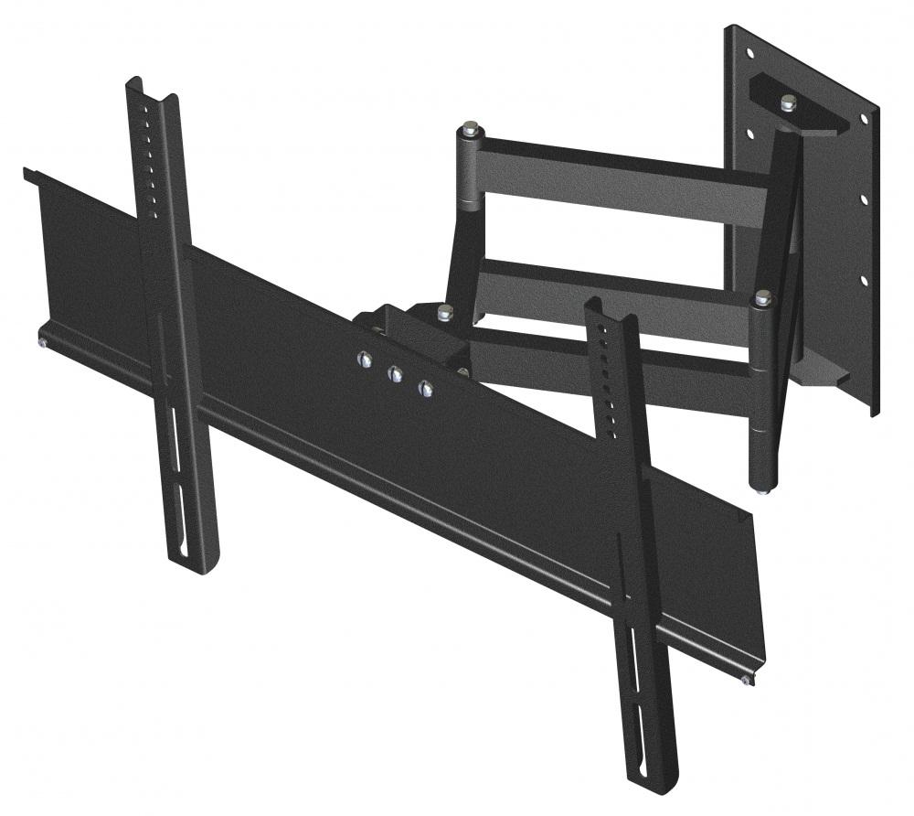 """Suporte Tri-Articulado para TV LCD, Plasma, LED 55"""" a 85"""" SS-60T"""