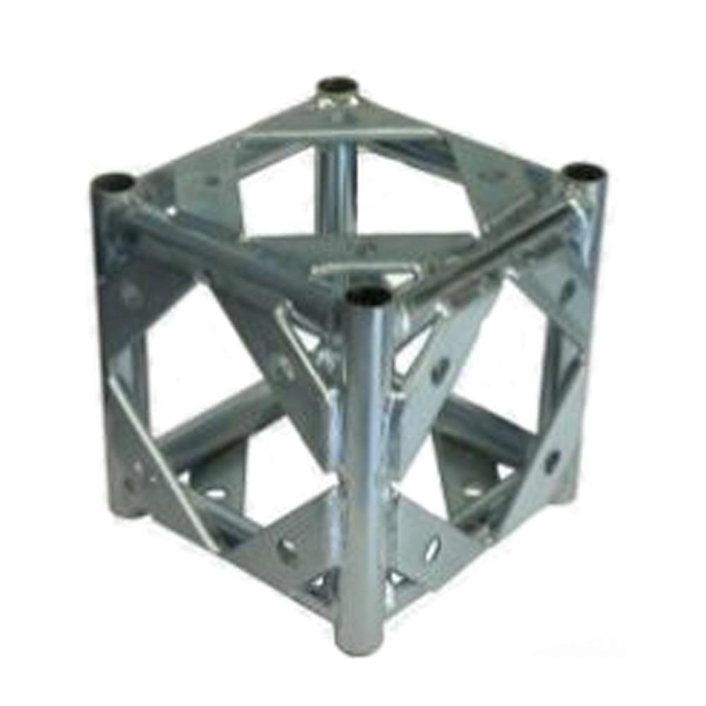Cubo 5 Faces, Aço Carbono Galvanizado, Estruturas, Boxtruss Q15.