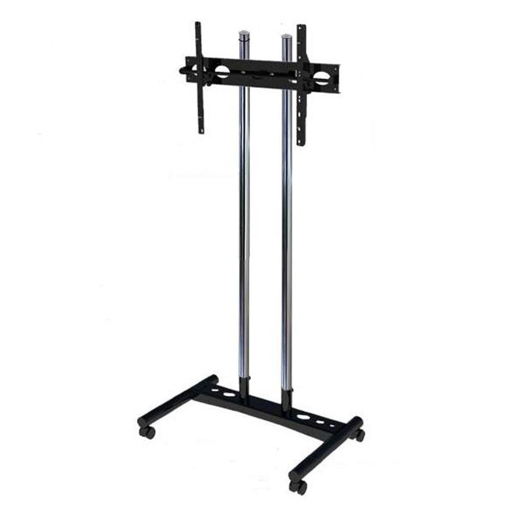 Locação de Pedestal para TV LCD, Plasma, LED, 3D, CURVA DE 10