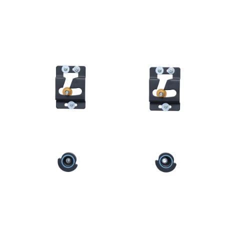 Suporte Fixo Universal Para Tv Lcd / 3D / Led De 13 a 60 Mf-2003 Nicbox