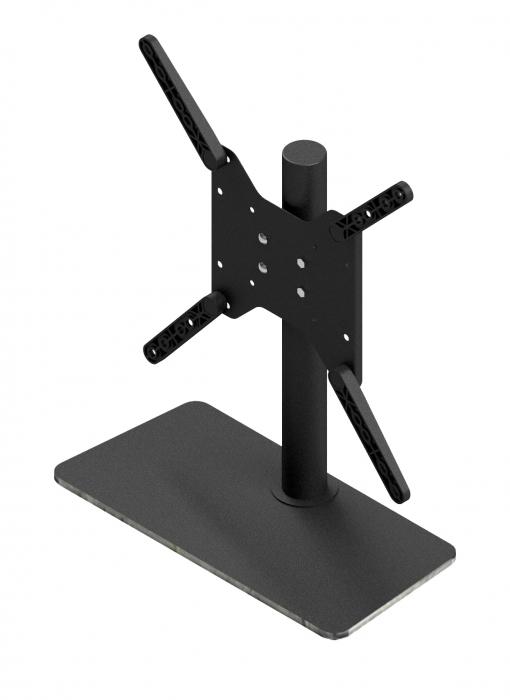 "Suporte de Mesa para TV LCD, LED, 4k, 3D de 24"" a 55"" SS-2755"