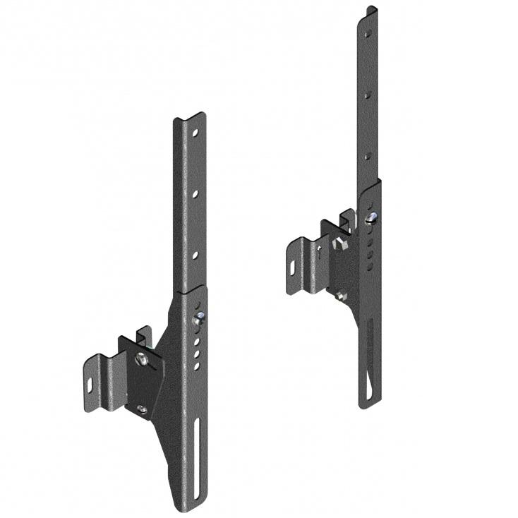 Suporte Universal Inclinável Para Tv Lcd / Led / Plasma / 3D de 10 a 75 Sut-1075 Avatron