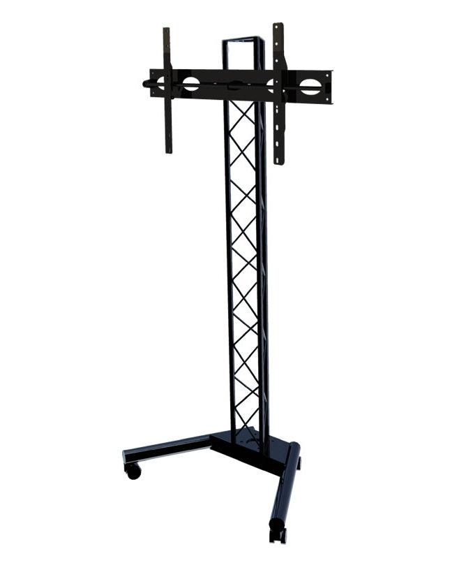 """Pedestal com Rodas para TV LCD, LED, Plasma, 3D de 32"""" a 52"""" SS-1800B"""