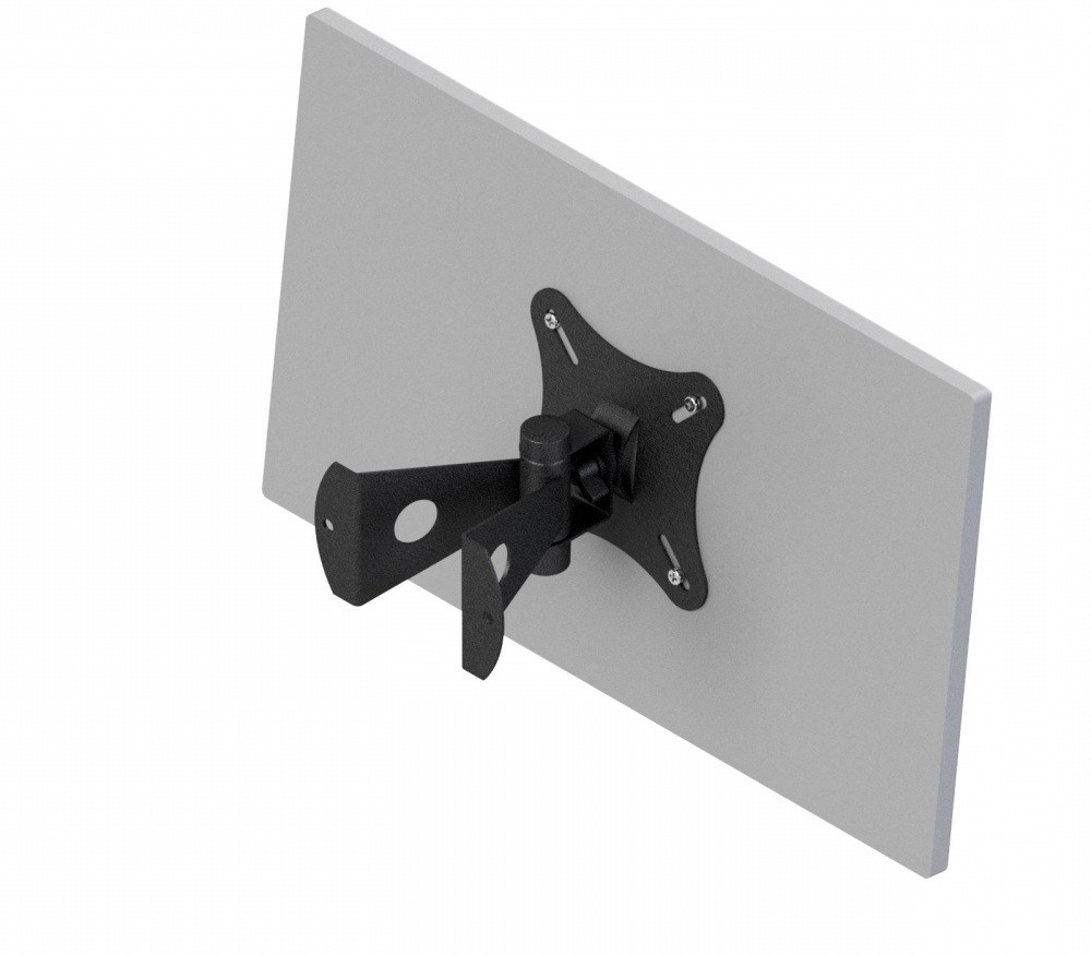 """Suporte Articulado para Monitor LCD, LED, Wide 10"""" a 24"""" SS-02T"""