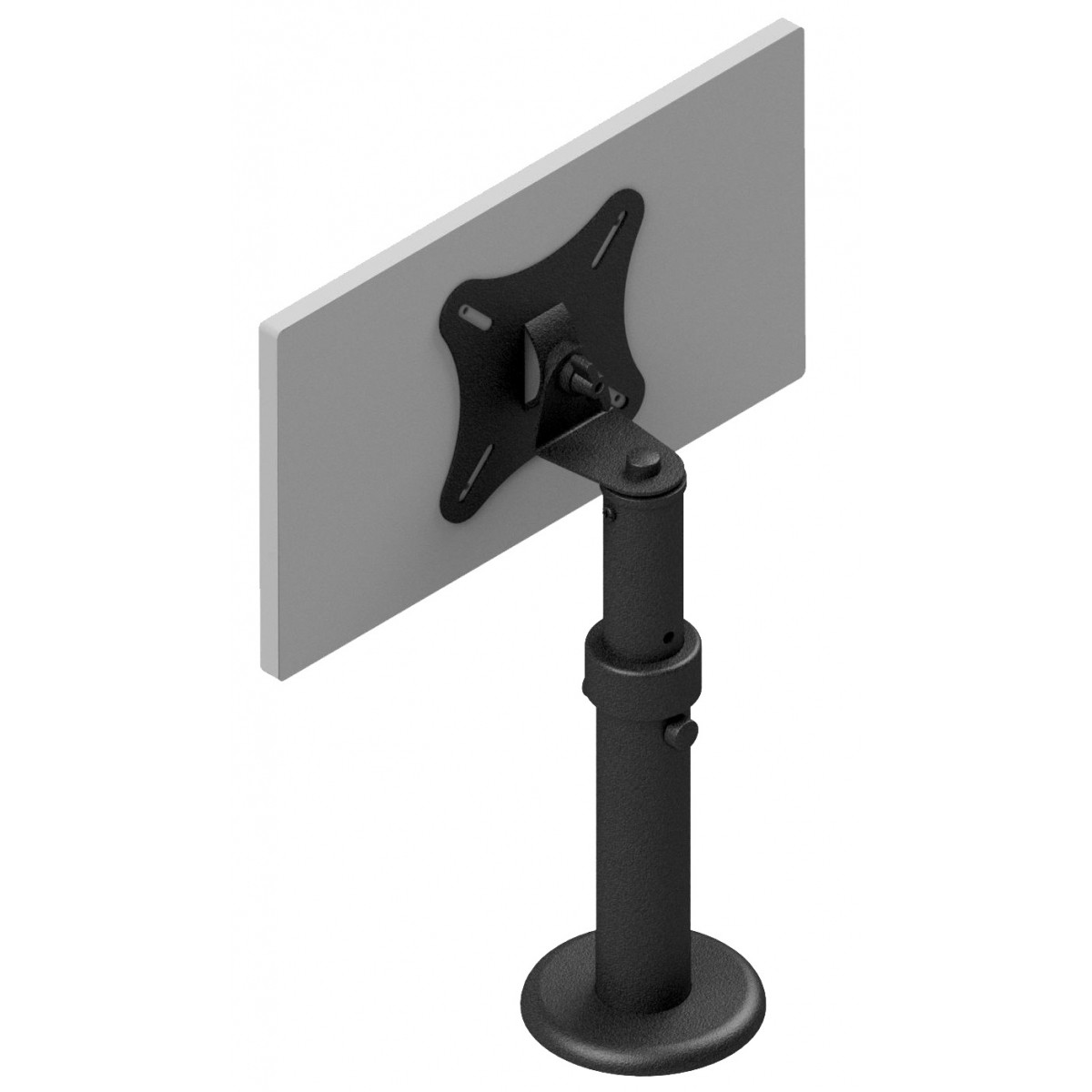 "Suporte para Monitor LCD, LED, Wide de 10"" a 24"" SS-1024"