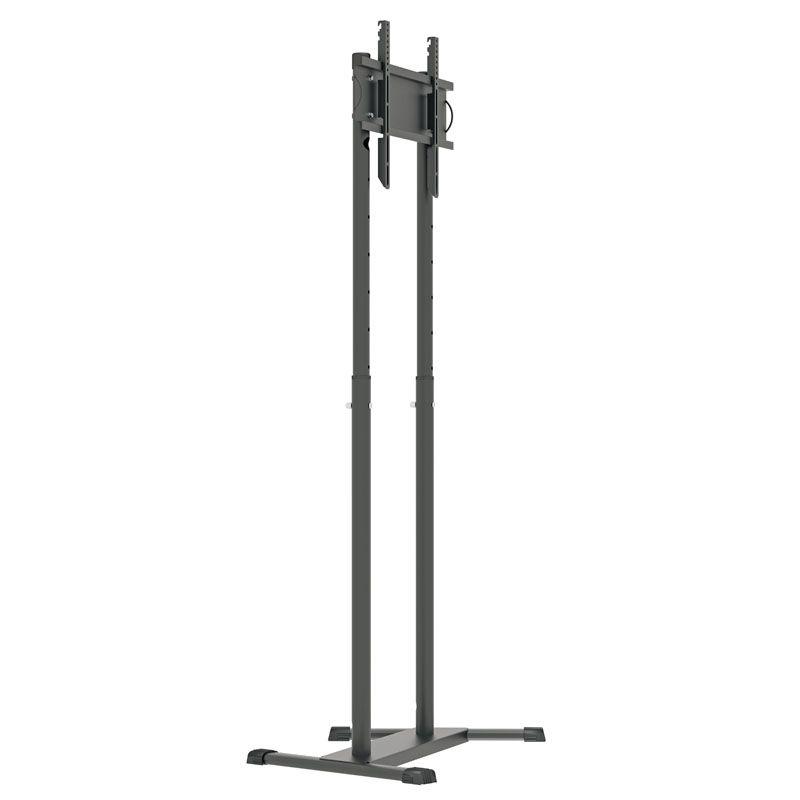 """Locação Pedestal com Rodas para TV LCD, LED e Plasma de 32"""" a 70"""""""