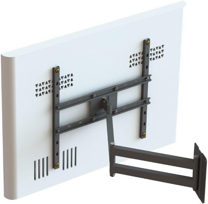 Suporte Articulado para TV LCD, LED, Plasma de 10' a 55' SS-6541