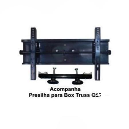 "Suporte Box Truss para TV LCD, LED, Plasma 32"" a 60"" SS-Q25TV"