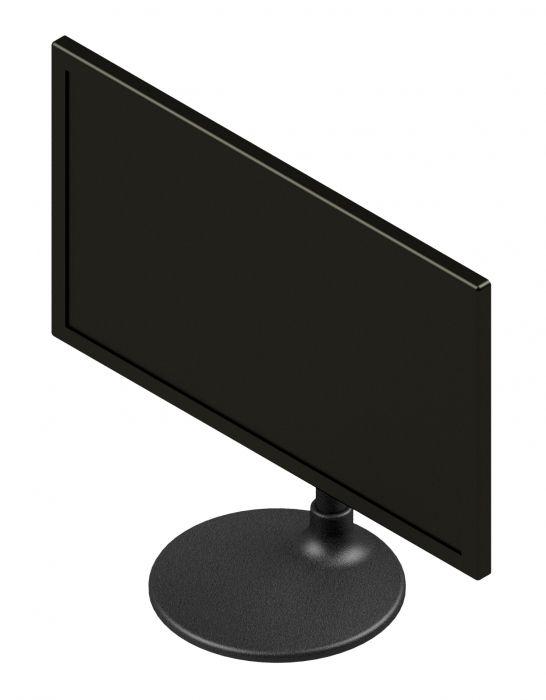 "Suporte de Mesa para Monitor LCD, LED, Plasma 10"" a 26"" SS-2026B"