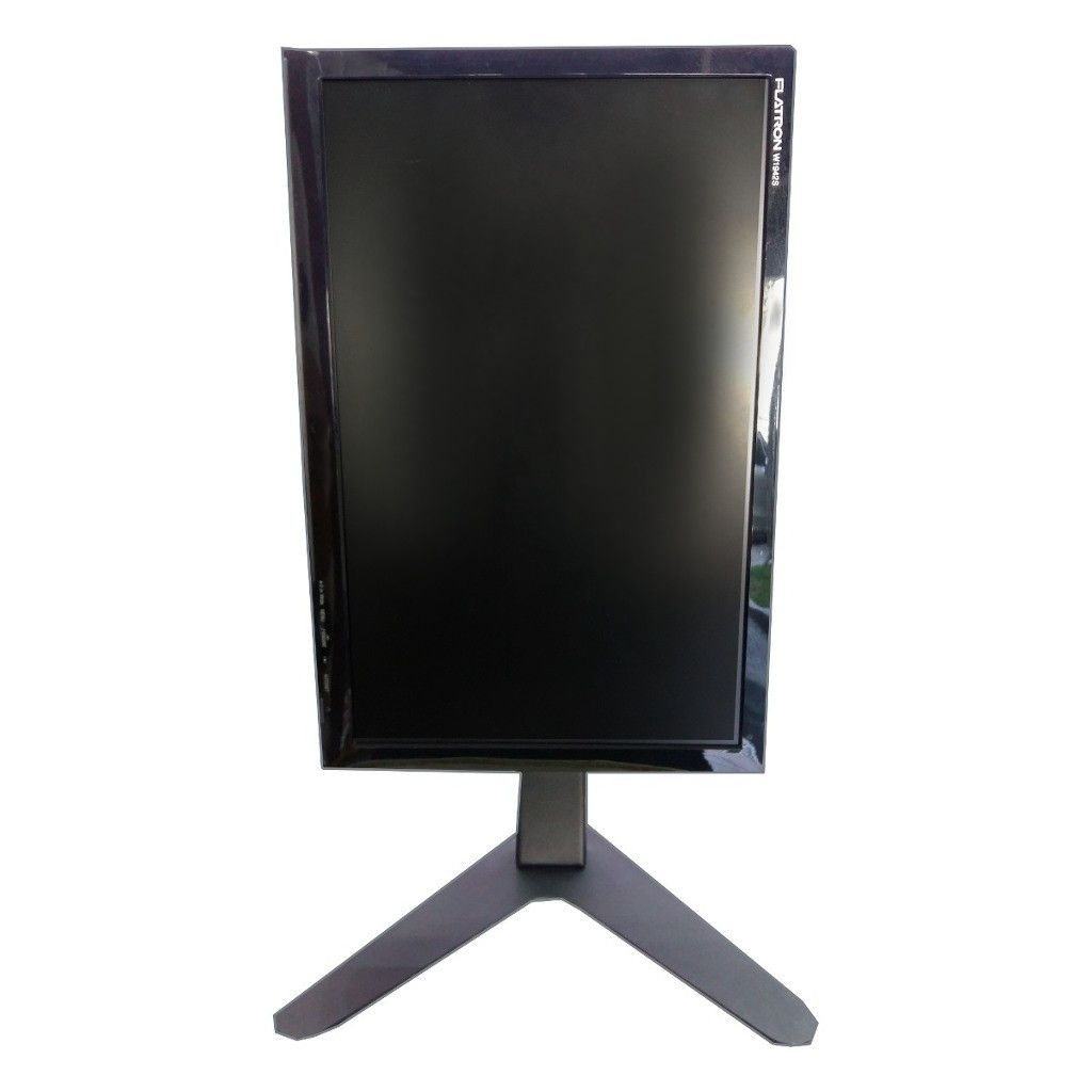 "Suporte Ergonômico para Monitor LCD, LED, Wide 10"" a 24"" SS-MSlim"