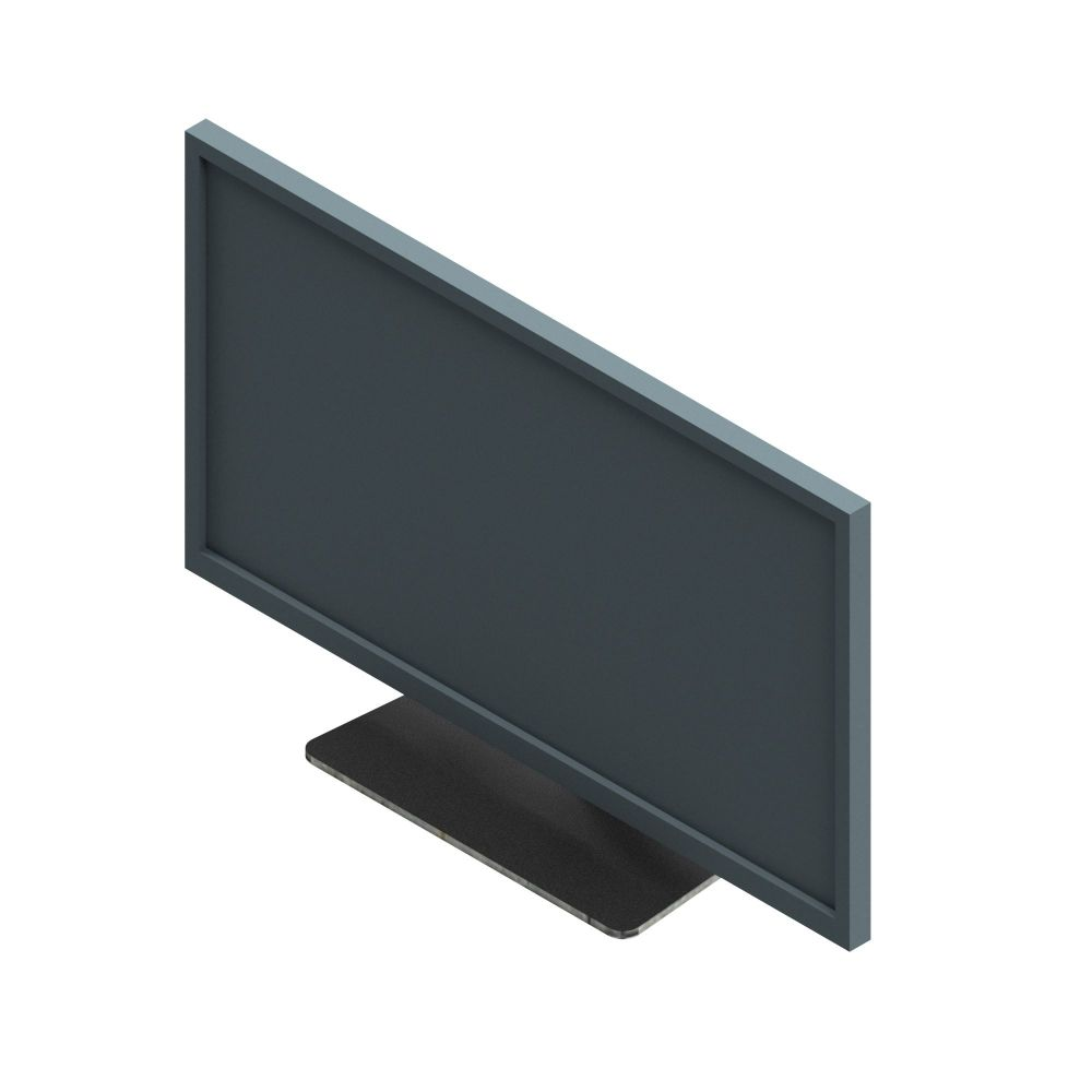 "Base para TV LCD, LED, 4k, 3D de 24"" a 55"" SS-2755"