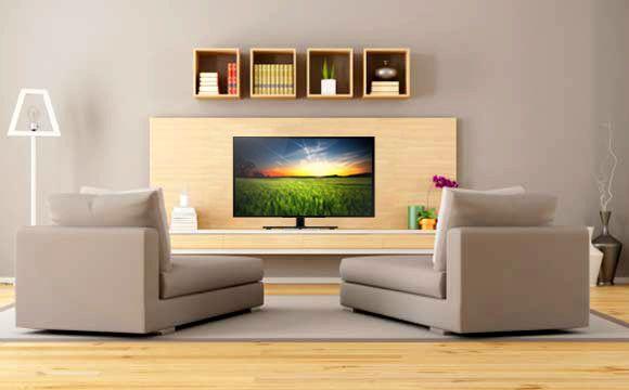"Base para TV LCD, LED, 4k de 24"" a 55"" SS-2755"
