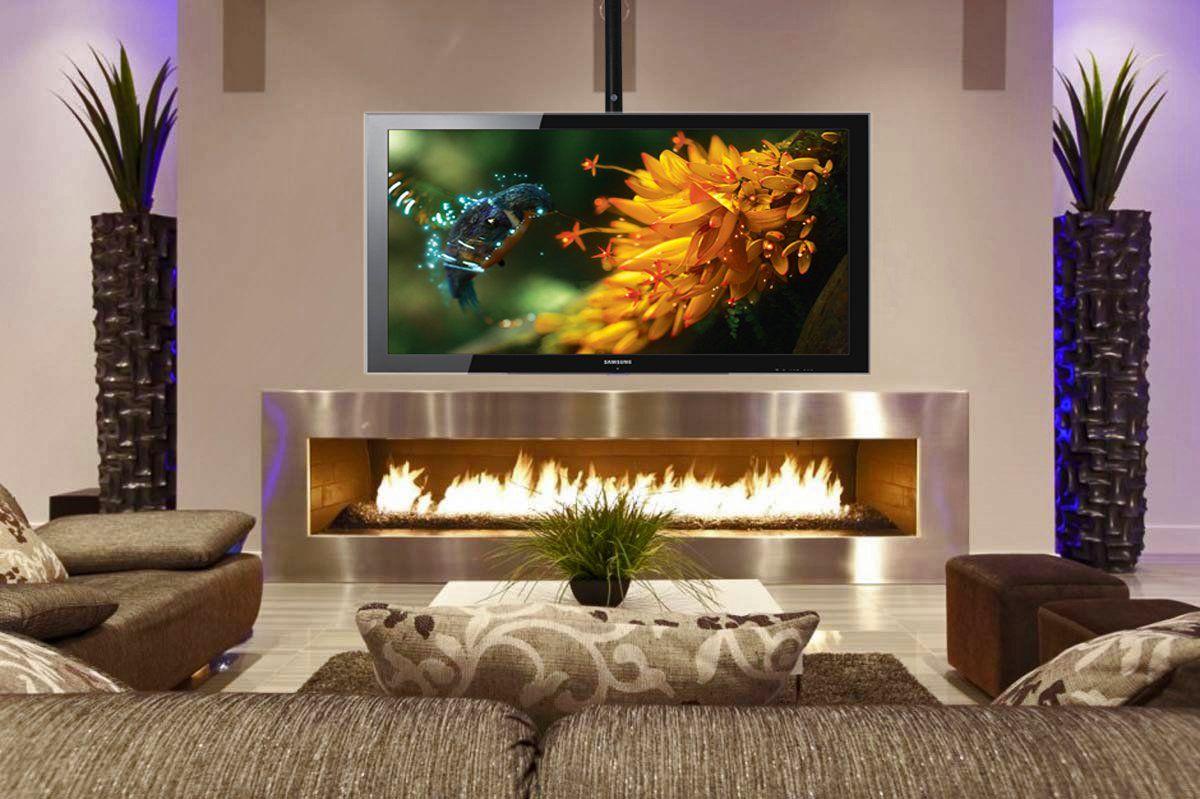 """Suporte de Teto para TV LCD, Plasma , LED 19"""" a 56"""" SS-30"""