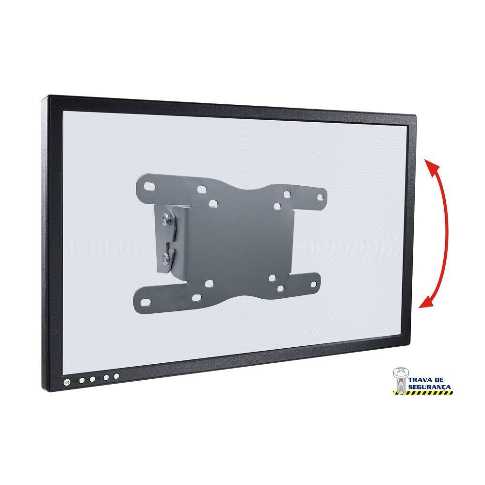 """Suporte Fixo Inclinável para TV LCD, LED, 3D de 14"""" a 56"""" SS-42"""