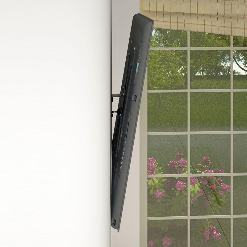 """Suporte Fixo Inclinável para TV LCD, LED, 3D de 14"""" a 56"""" SS-550"""
