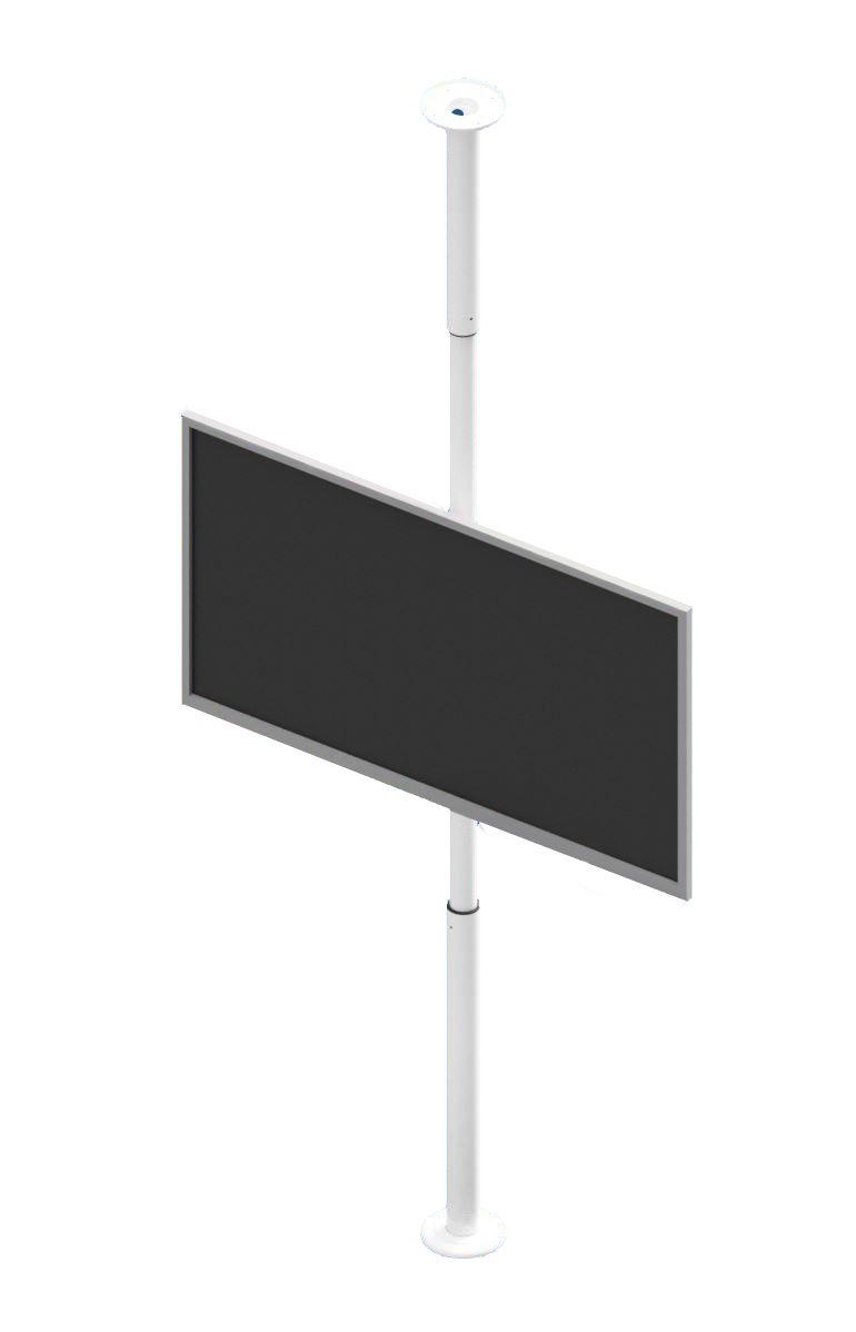 """Suporte Teto e Chão para TV LCD, LED, Plasma 10"""" a 55"""" SS-3000B"""
