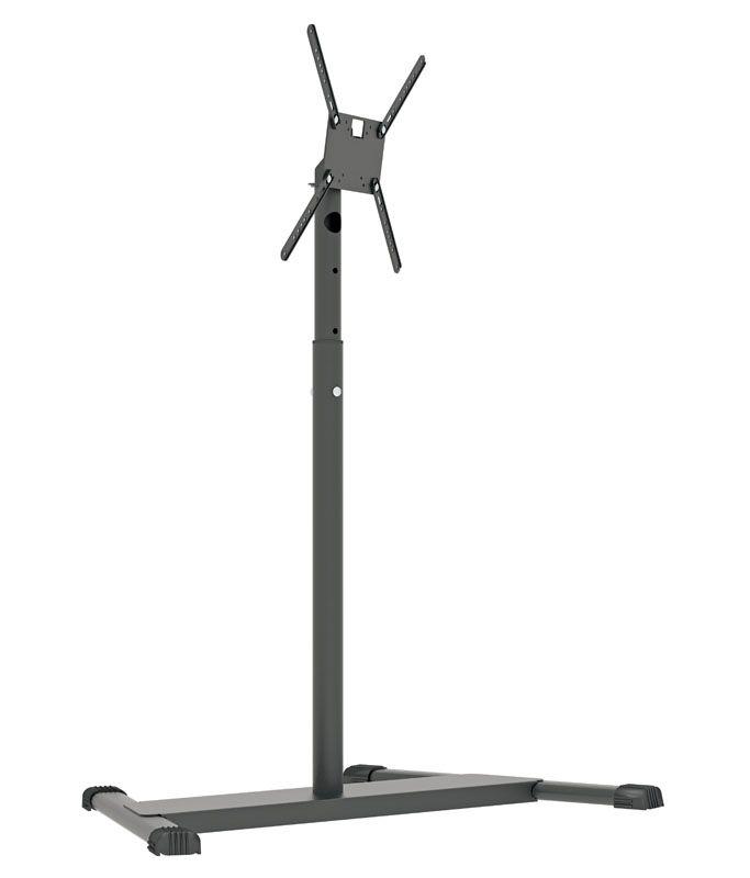 """Pedestal com Rodas para TV de 19"""" a 56"""" SS-T1RD"""