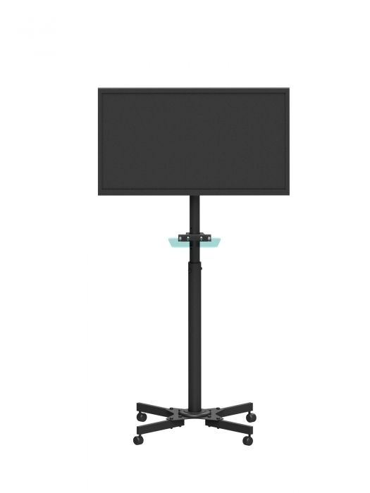 "Pedestal com Rodas para TV LCD, LED 27"" a 55"" SS-TV01RD"