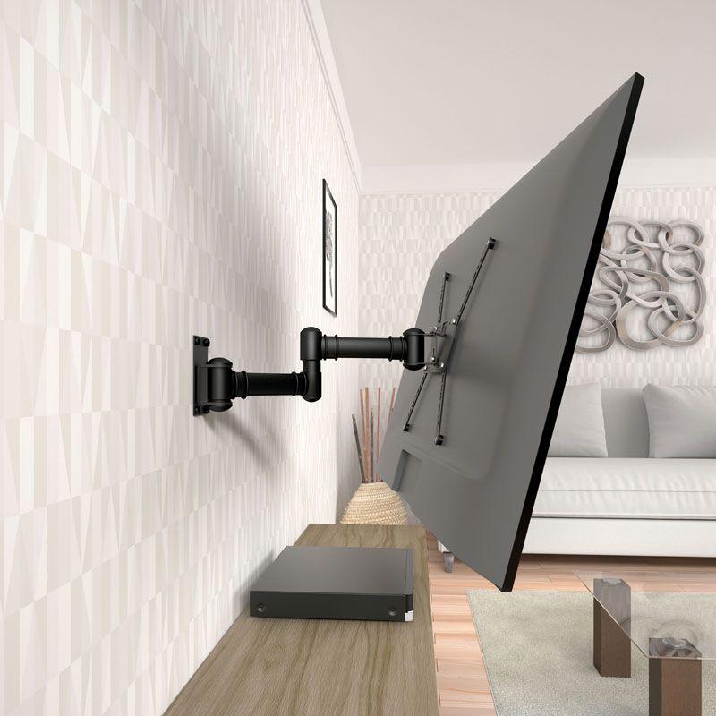 """Suporte Tri-Articulado para TV LCD, LED, Plasma 19"""" a 56"""" SS-50"""