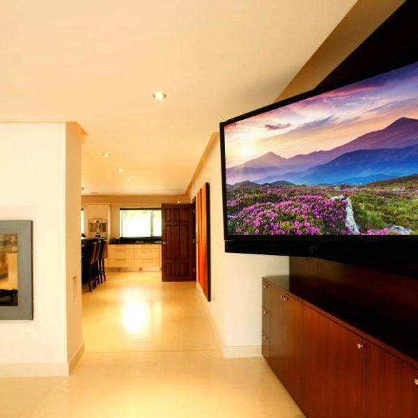 """Suporte Tri-Articulado TV LCD, LED, 4K de 27"""" a 55"""" SS-4040"""