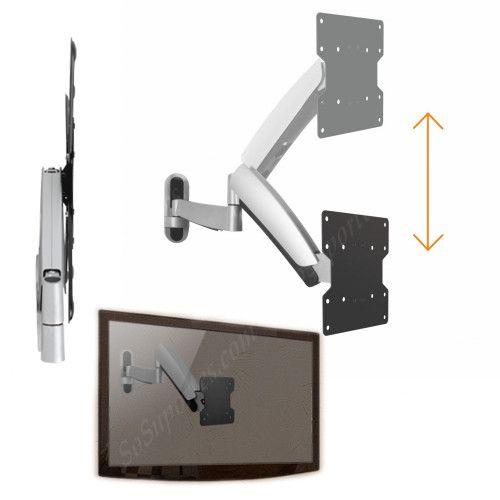 """Suporte Tri-Articulado para TV LCD, LED, 3D de 26"""" a 47""""  SS-8442"""