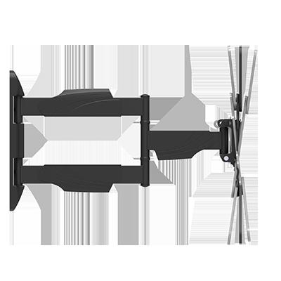 """Suporte Tri-Articulado para TV LCD, LED, 3D de 26"""" a 55"""" SS-02V4N"""