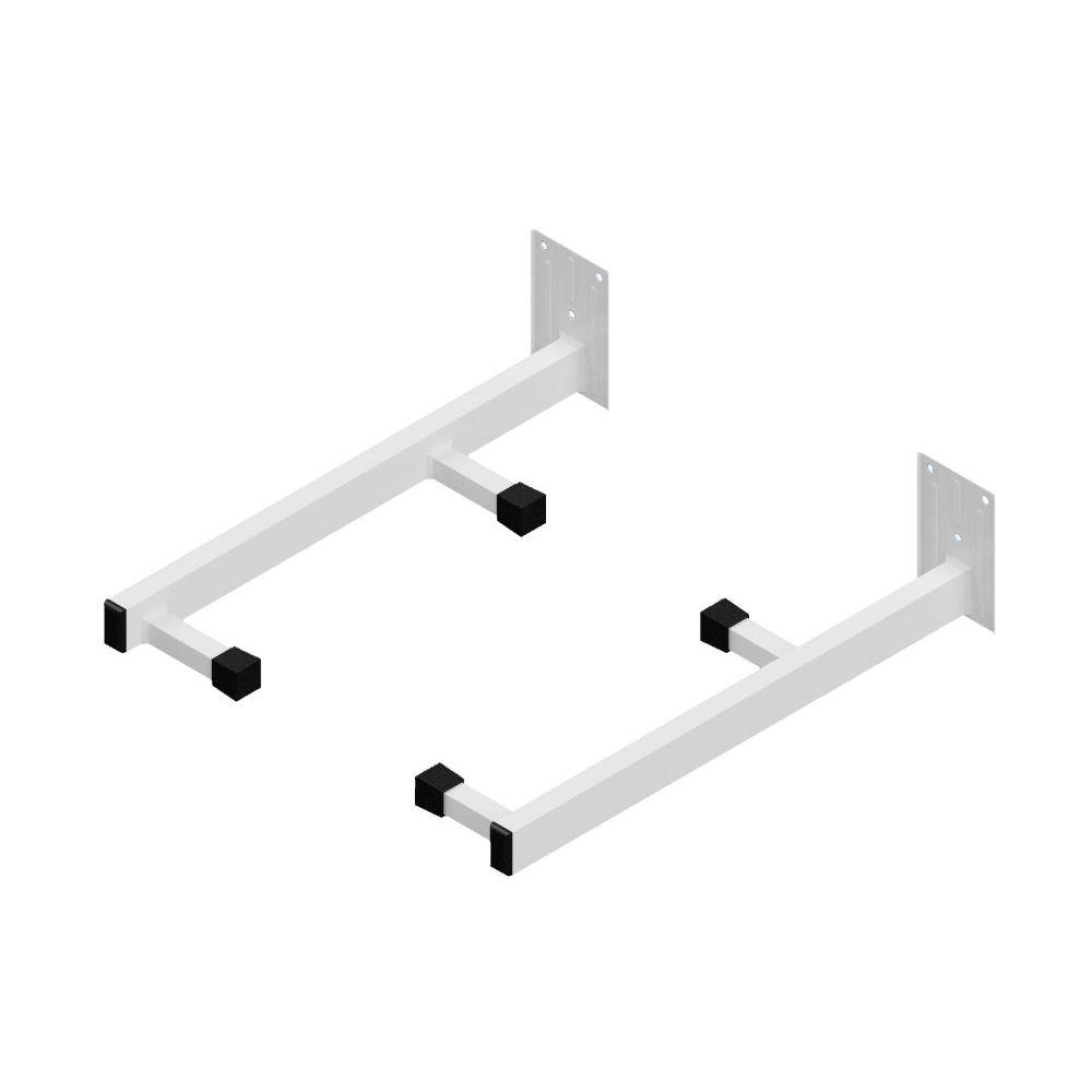 Suporte Universal para Forno Microondas, Lava Louças - SS-01AV Branco