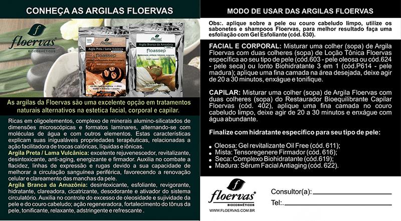 Postal Argilas Floervas