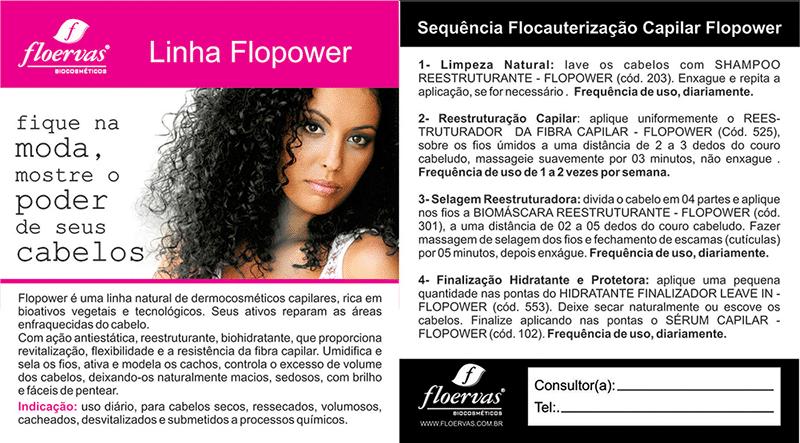 Postal Linha Flopower