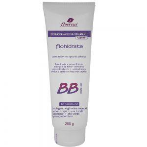 Cód. 302 - Biomáscara Ultra Hidratante BB Cream 12 em 1  - 250 ml
