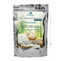 Cód. 633 - Argila Branca da Amazônia Vegana 100% natural (Desintoxicante) - 250g