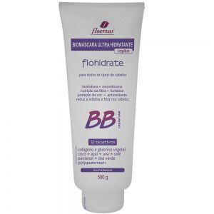 Cód. P302 - Biomáscara Ultra Hidratante BB Cream 12 em 1 - 500 ml