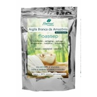 Cód. P633 - Argila Branca da Amazônia Vegana 100% natural (Desintoxicante) - 500g