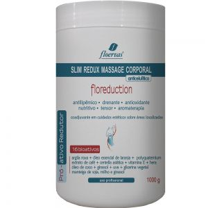 Cód. P790K - Slim Redux Massage Corporal  - anticelulítico - 1kg