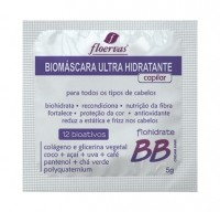 Cód. S302 - Biomáscara Ultra Hidratante BB Cream 12 em 1  - 5 ml