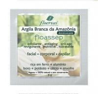 Cód. S633 - Argila Branca da Amazônia Vegana 100% natural (Desintoxicante) - 5g