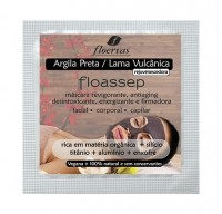 Cód. S634 - Argila Preta / Lama Vulcânica Vegana 100% natural (Rejuvenescedora) - 5g
