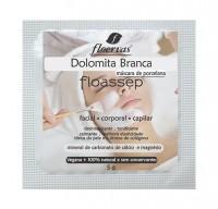 S640 - Dolomita Branca Vegana 100% natural (Máscara de Porcelana) - 5g