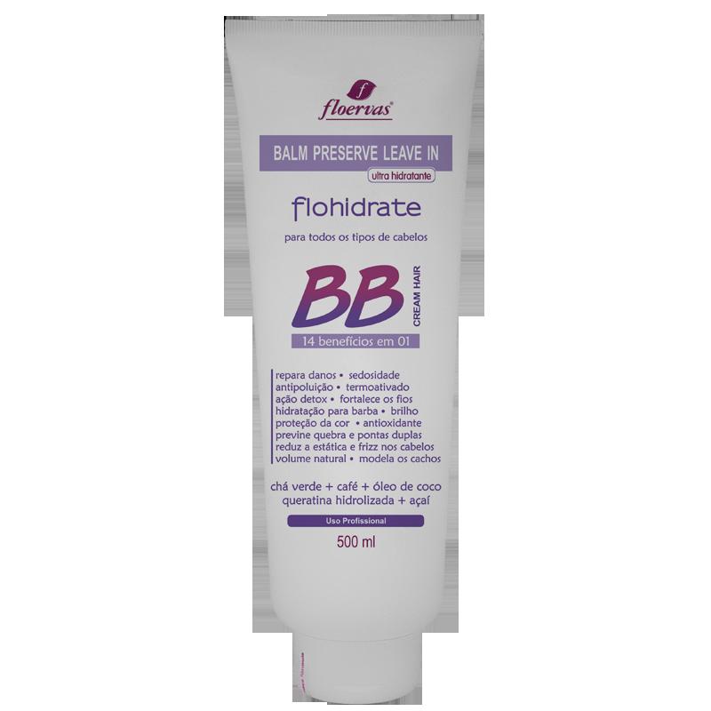 Cód. P510 -Balm Preserve Leave in BB Cream- 500 ml